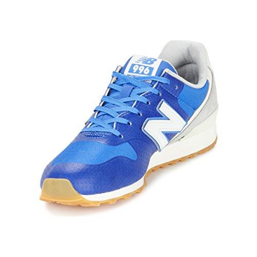 Azzuro Blu Balance Sneakers Donne New Basse Wr996 IYw1WqH