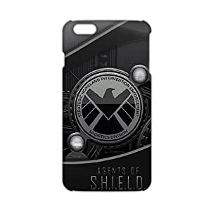 2015 Ultra Thin Marvel's Agents of SHIELD 3D Phone Case for iPhone 6 plus by Maris's Diary