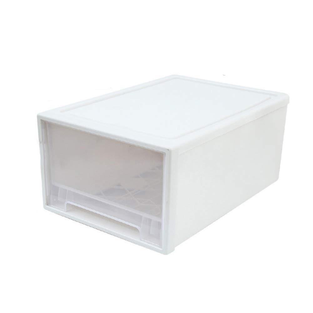 Voleseni Organisateur de tiroir empilable sous-v/êtements en Plastique /étanche Bo/îte de Rangement Cabinet de Rangement Garde-Robe pour v/êtements Jouet