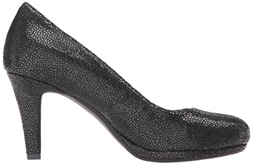 Pump Naturalizer Michelle Black Women's Platform HxtntrYq