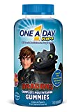 Cheap One A Day Kids How to Train Your Dragon, Complete Gummy Multivitamin Supplement, 180 Count