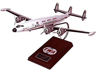 Mastercraft Collection L-1049 Super Constellation TWA Model Scale: 1/72