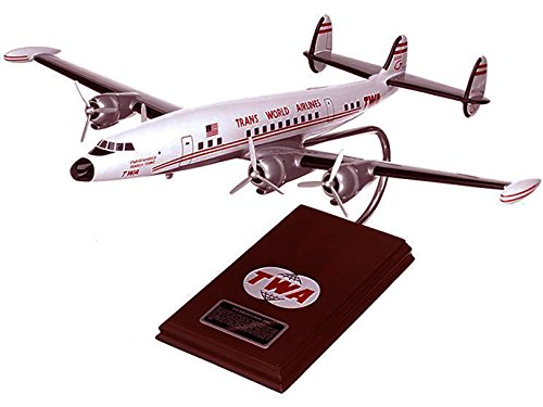 - Mastercraft Collection L-1049 Super Constellation TWA Model Scale: 1/72