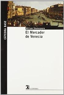 El Mercader de Venecia par Shakespeare