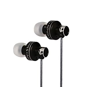 Skullcandy (Product Out Of Date, Newer Version Available) FMJ Earbuds - Black (Discontinued by Manufacturer)