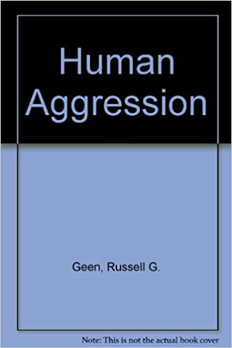 Book Human Aggression