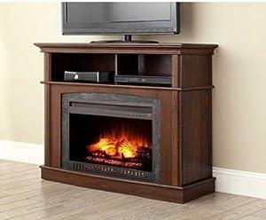 Amazon Com Electric Fireplace Media Entertainment Center