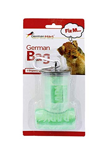 Dispenser Cata Caca Linha Colors Verde GermanHart