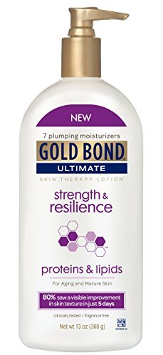 Gold Bond Strength and Resilience Lotion - 380ml by Gold Bond by Gold Bond
