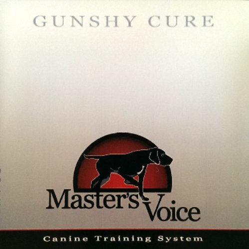 (Master's Voice Canine Training System Gunshy Cure )