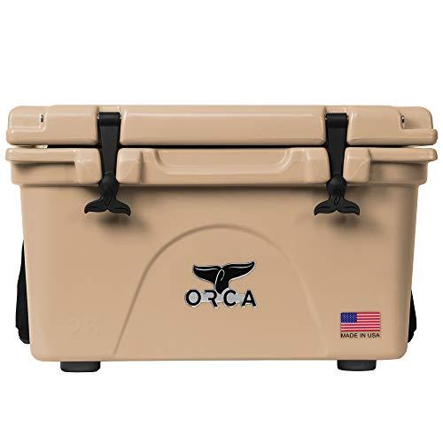Cooler Cabelas (ORCA TP0260RCORCA Cooler, Tan, 26-Quart)