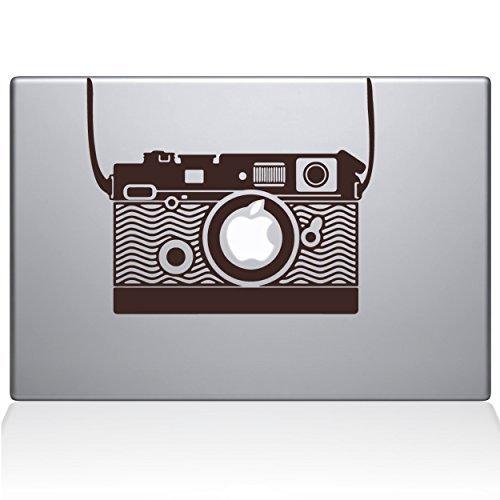 2019年最新海外 The Vintage Decal Brown Guru 2082-MAC-13X-BRO Vintage 13 Camera Decal Vinyl Sticker 13 MacBook Pro (2016 & Newer) Brown [並行輸入品] B0788D17B6, ミヤマムラ:ee505a44 --- svecha37.ru