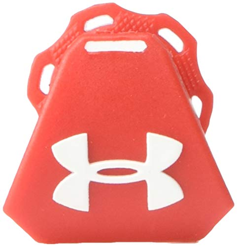 Eyeking Dba Under Armour Sun Adult Unisex Visor Clips, Red/White, 1 mm (Under Armour Football Uniforms)