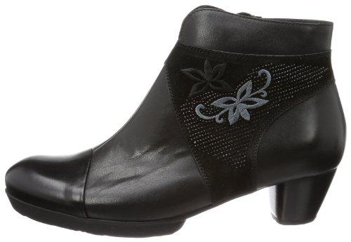 Nola Boots Black Women's Think kombi Schwarz 09 sz pwF1cTdxq