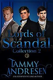 Lords of Scandal Boxed Set 2: Regency Romance