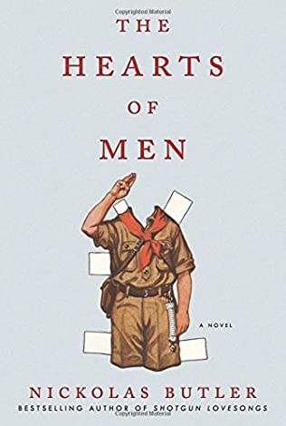 book cover of The Hearts of Men