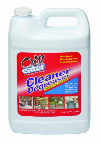 Oil Eater Degreaser - Oil Eater Original 1 Gallon Cleaner/Degreaser Pack of 4