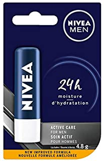 NIVEA MEN Active Care Lip Balm Stick, 4.8 g (B003QZXZQC)   Amazon Products