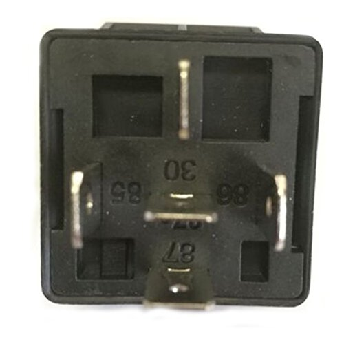 Aopec 12V 5P 30A Motor Fog Lamp Relay RY115T 1R1264 1R1241 AR251