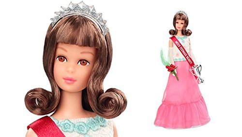 (50th Anniversary Mattel Gold Label Francie Barbie Doll DKN06)