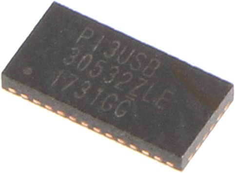 SDENSHI Pieza De Repuesto PI3USB Video Control IC Chip para ...