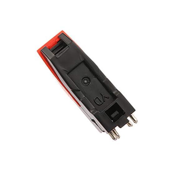 Docooler Record Player Cartridge with Needle Vinyl Recorder Cartridge Turntable Stylus 1 Pc Cartridge Needle with