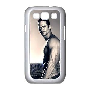 Fashion Coolest Paul Walker Samsung Galaxy S3 I9300 Case Cover TPU hjbrhga1544