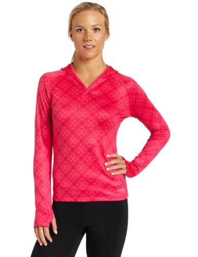 Saucony Women's Printed Drylete Hoody Shirt