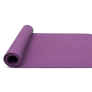 Ollt Calidad TPE Medioambiente No Tóxico Yoga Mat Grueso ...