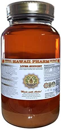 Liver Care Liquid Extract, Liver Support Supplement 32 oz