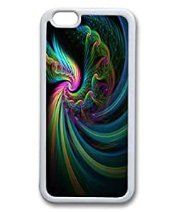 Soft White Case Cover for iPhone 6 Plus TPU Skin Shell for iPhone 6 Plus with All Summer Long