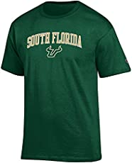 Elite Fan Shop South Florida Bulls Tshirt Varsity Green - L 0414a4fa6