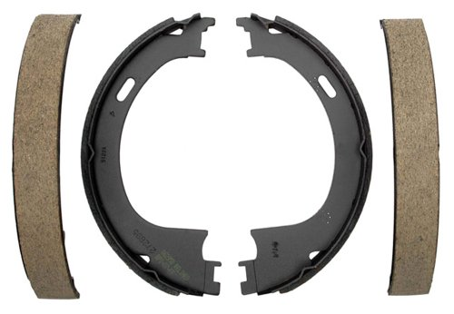 Raybestos 752PG Professional Grade Parking Brake Shoe Set - Drum in Hat