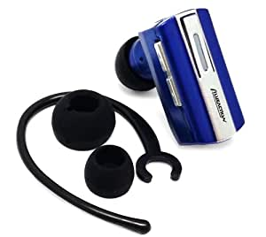 Importer520(TM) wireless bluetooth BT headset headphone earphone earpiece with dual pairing For LG Optimus LTE II VS930 LG Spectrum 2 (Verizon) - Blue