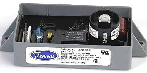 Fenwal Controls 35725205021 120v DSI 3Try 0PP 4TFI Potted