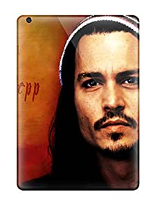 Fashion Protective Johnny Depp Case Cover For Ipad Air
