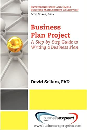business plan project a step by step guide to writing a business