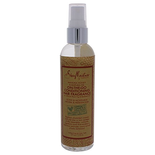 Shea Moisture Manuka honey & mafura oil on-the-go conditione