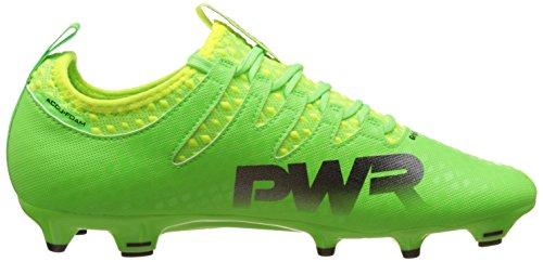 Puma Evopower Vigor 2 Fg, Botas de Fútbol para Hombre Verde