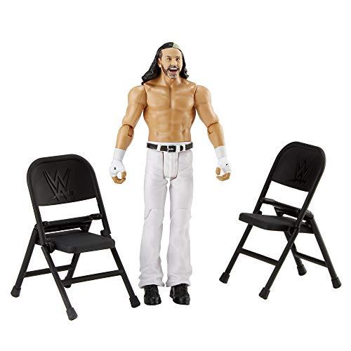 WWE Wrekkin Woken Matt Hardy Action Figure