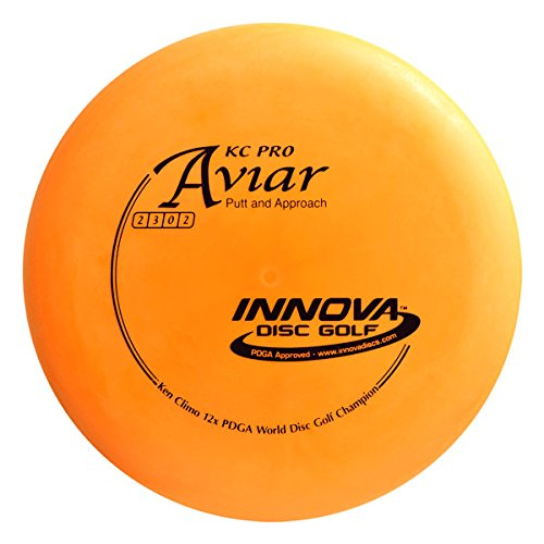 Innova Disc Golf Pro KC Aviar Golf Disc, 170-172gm (Colors may vary) ()