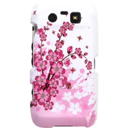 Phone Protector Case Cover for RIM Blackberry 9850 (Torch),9860 (Torch) - Spring (Protector Cover Blackberry Torch)