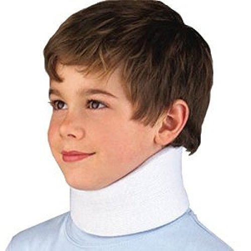 FLA Orthopedic Braces 081419894 Pediatric Cervical Collar, Pediatric