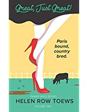 Great, Just Great!: Paris bound, country bred.
