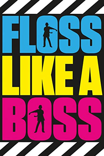 GB Eye Limited Battle Royale Floss Like A Boss Video Gaming Gamer Poster 24x36 Inch