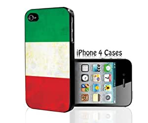 Italy Flag iPhone 4/4s case
