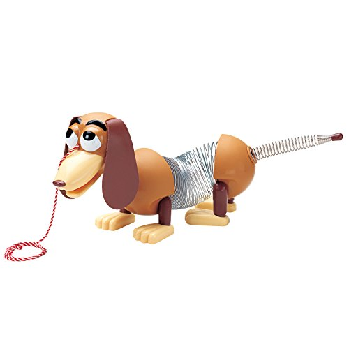 The Original Slinky Brand Slinky Dog in Retro (Vintage Character Port)