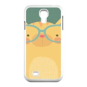 Case For Samsung Galaxy S4, Cats Case For Samsung Galaxy S4, White Yearinspace128369