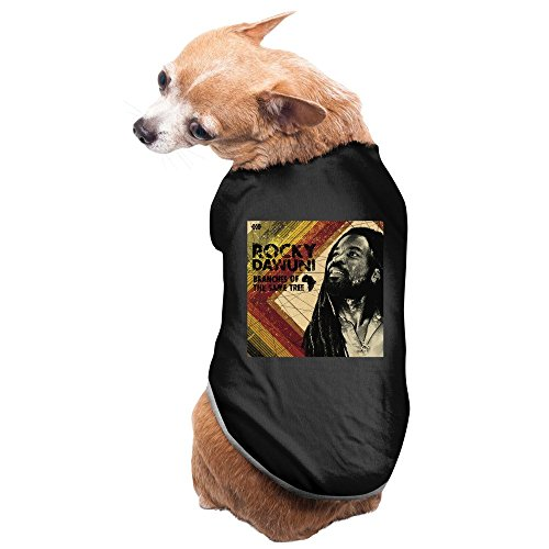 Rocky Dawuni, Branches Of The Same Tree Pet Puppy Clothes Personalized Pet Accessories
