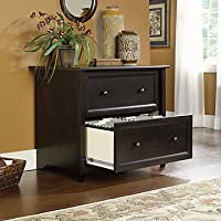 Edge Water Two Drawer Lateral File(Estate Black Finish)